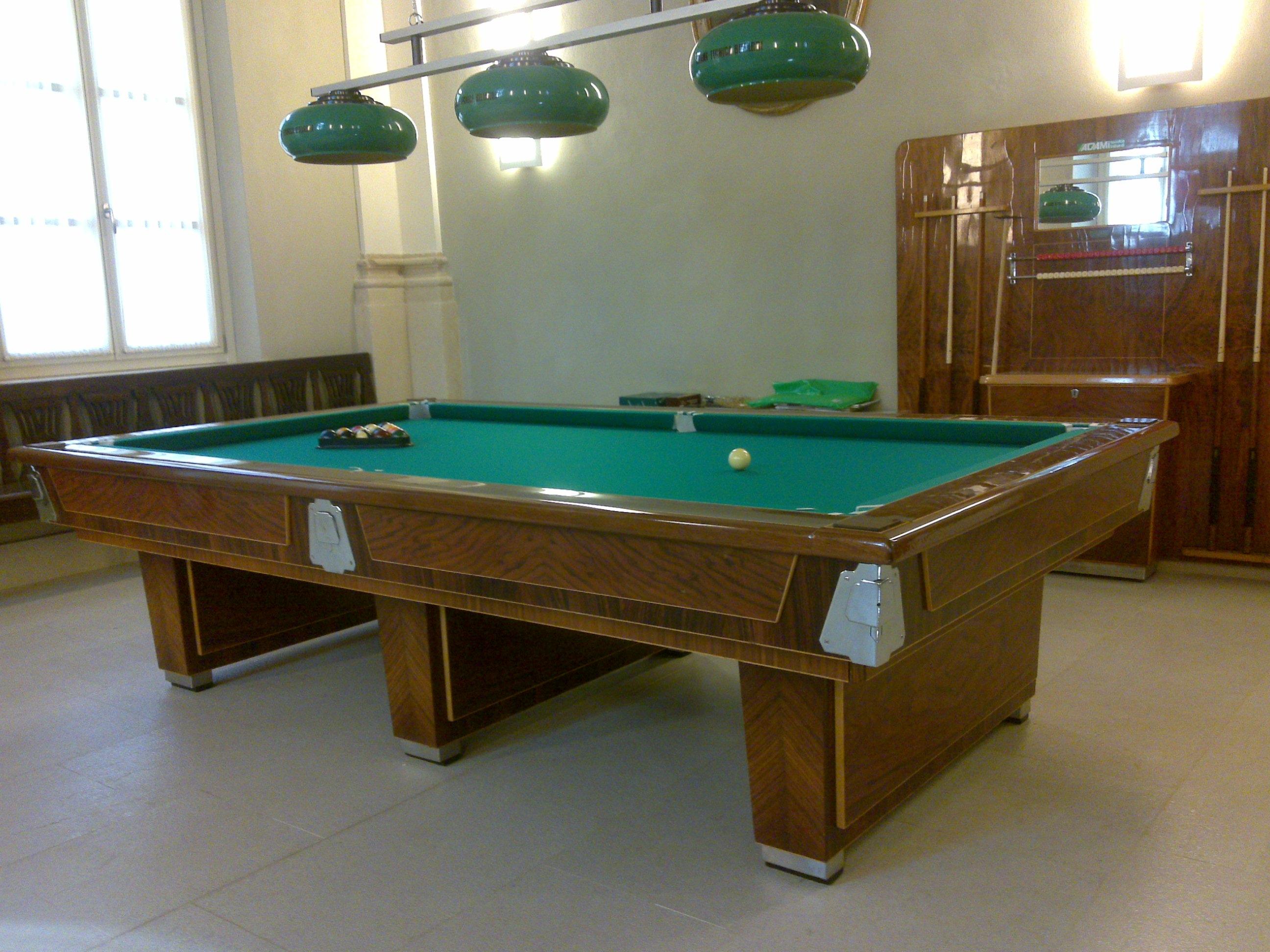 Tavolo Da Biliardo E Pranzo Usato  madgeweb.com idee di interior design